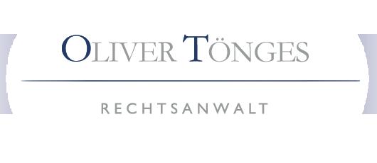Oliver Tönges - Rechtsanwalt